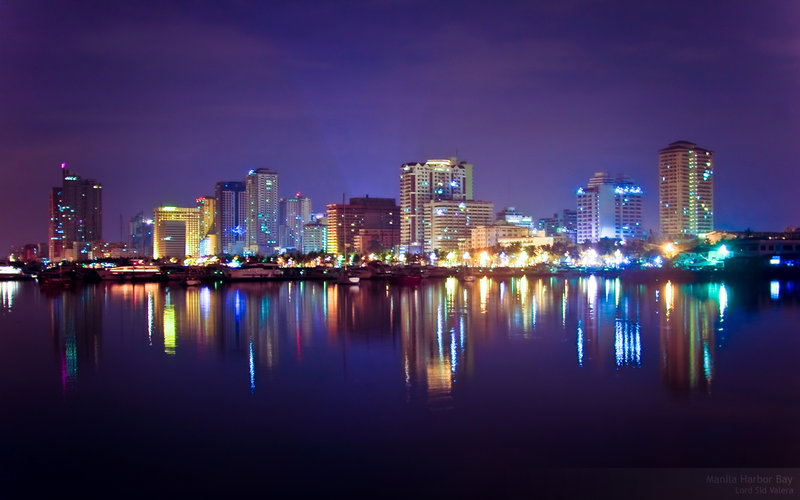 City of Manila Philippines Manila One of The 16 Cities